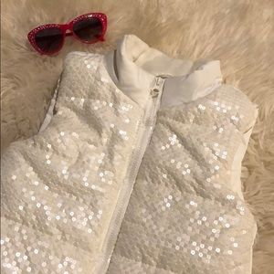 Comfy Girls Puffy Vest